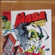 Cómics: LA MASA HULK FORUM 38. Lote 95705099