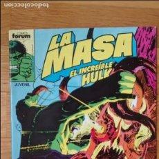 Cómics: LA MASA HULK FORUM 39. Lote 95705135
