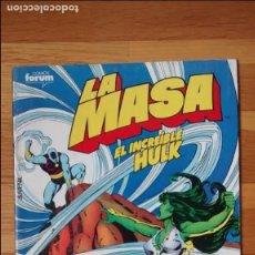 Cómics: LA MASA HULK FORUM 41. Lote 95705171