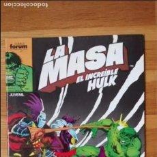 Cómics: LA MASA HULK FORUM 42. Lote 95707987