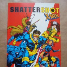 Cómics: X-MEN SHATTERSHOT - FORUM - JMV. Lote 95755603