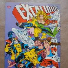 Cómics: EXCALIBUR VS. X-MEN - CRUCES EN X - FORUM - JMV. Lote 95755723