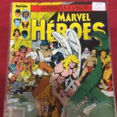 Cómics: FORUM MARVEL HEROES NUMERO 34 MUY BUEN ESTADO REF.9. Lote 95761099