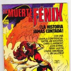 Cómics: LA MUERTE DE FENIX-LA HISTORIA JAMAS CONTADA-COLECCIÓN PRESTIGIO-FORUM-AÑO 1984-COLOR-Nº 36. Lote 95789235