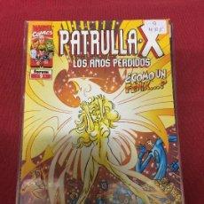 Cómics: PATRULLA X LOS AÑOS PERDIDOS NUMERO 9 MUY BUEN ESTADO REF.44. Lote 95794079