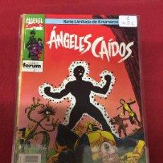 Cómics: ANGELES CAIDOS NUMERO 1 MUY BUEN ESTADO REF.21. Lote 95795147