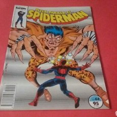 Cómics: SPIDERMAN 44 VOL 1 EXCELENTE ESTADO FORUM. Lote 95822946