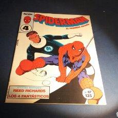 Cómics: SPIDERMAN 87 VOL 1 EXCELENTE ESTADO FORUM. Lote 95847974