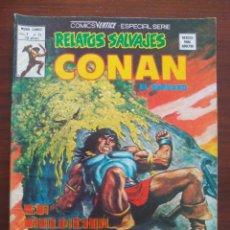 Cómics: RELATOS SALVAJES VERTICE CONAN EL BÁRBARO VOLUMEN VOL.1 Nº 76. Lote 95852655