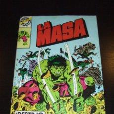 Cómics: LA MASA Nº 15 - BRUGUERA. Lote 95855875