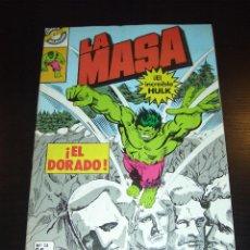 Cómics: LA MASA Nº 13 - BRUGUERA. Lote 95856047