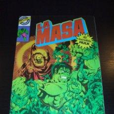 Cómics: LA MASA Nº 17 - BRUGUERA. Lote 95856115