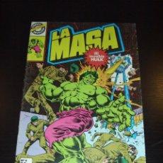 Cómics: LA MASA Nº 8 - BRUGUERA. Lote 95856195