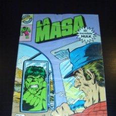 Cómics: LA MASA Nº 11 - BRUGUERA. Lote 95856275