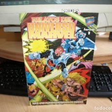 Cómics: RELATOS DEL UNIVERSO MARVEL - NÚMERO 1 - AÑO 1997 - FORUM. Lote 95856499