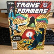Cómics: TRANS FORMERS - NÚMERO 57 - 64 PAGINAS - AÑO 1987 - FORUM. Lote 95856599