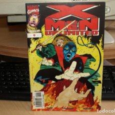 Cómics: X MEN - UNLIMITED - VOL. I - NÚMERO 9 - AÑO 1999 - FORUM. Lote 95857199
