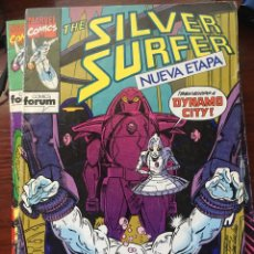 Cómics: THE SILVER SURFER 2-FORUM. Lote 95863382