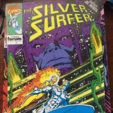Cómics: THE SILVER SURFER 13-FORUM. Lote 95863471