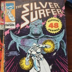 Cómics: THE SILVER SURFER 12-FORUM. Lote 95863546