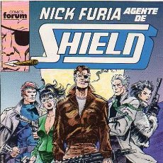 Cómics: NICK FURIA, AGENTE DE SHIELD VOL.1 Nº 1 - FORUM. Lote 95877331