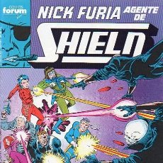 Cómics: NICK FURIA, AGENTE DE SHIELD VOL.1 Nº 2 - FORUM. Lote 95877667
