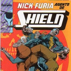 Cómics: NICK FURIA, AGENTE DE SHIELD VOL.1 Nº 3 - FORUM. Lote 95877839