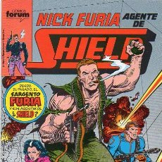 Cómics: NICK FURIA, AGENTE DE SHIELD VOL.1 Nº 4 - FORUM. Lote 95877951