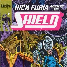 Cómics: NICK FURIA, AGENTE DE SHIELD VOL.1 Nº 5 - FORUM. Lote 95877995