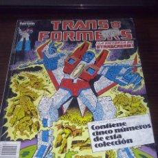Cómics: RETAPADO COMICS FORUM TRANSFORMERS Nº 46 AL 50 CONTIENE TAMBIEN CABALLERO ROM. Lote 95878171