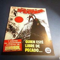 Cómics: SPIDERMAN 136 VOL 1 EXCELENTE ESTADO FORUM. Lote 95912610
