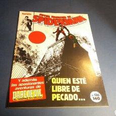 Cómics: SPIDERMAN 136 VOL 1 EXCELENTE ESTADO FORUM. Lote 95912626