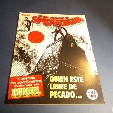 Cómics: SPIDERMAN 136 VOL 1 EXCELENTE ESTADO FORUM. Lote 95912650