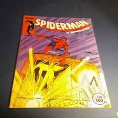 Cómics: SPIDERMAN 138 VOL 1 EXCELENTE ESTADO FORUM. Lote 95912776