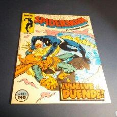 Cómics: SPIDERMAN 141 VOL 1 EXCELENTE ESTADO FORUM. Lote 95912934