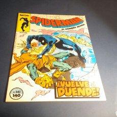 Cómics: SPIDERMAN 141 VOL 1 EXCELENTE ESTADO FORUM. Lote 95912958