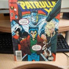 Cómics: LA PATRULLA X - NÚMERO 90 - AÑO 1991 - FORUM. Lote 95920991