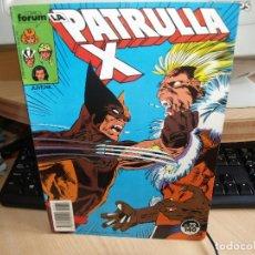 Cómics: LA PATRULLA X - NÚMERO 72 - AÑO 1988 - FORUM. Lote 95921055