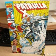 Cómics: LA PATRULLA X - NÚMERO 124 - AÑO 1992 - FORUM. Lote 95921071