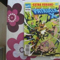 Cómics: PATRULLA X EXTRA VERANO LOS REYES DEL DOLOR TERCERA PARTE. Lote 95940535