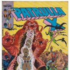 Cómics: LA PATRULLA-X VOL.1 Nº 38 - FORUM (MARZO 1987) 001. Lote 95983999