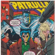 Cómics: LA PATRULLA-X VOL.1 Nº 90 - FORUM (MARZO 1990) 001. Lote 95984531