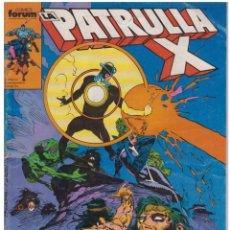 Cómics: LA PATRULLA-X VOL.1 Nº 94 - FORUM (JUNIO 1990) 001. Lote 95985007