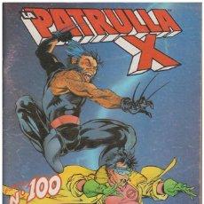 Cómics: LA PATRULLA-X VOL.1 Nº 100 - FORUM (DICIEMBRE 1990) 001. Lote 95985851