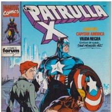 Cómics: LA PATRULLA-X VOL.1 Nº 110 - FORUM (OCTUBRE 1991) 001. Lote 95986123