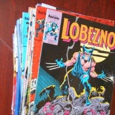 Cómics: LOBEZNO - VOLUMEN 1 - COLECCION COMPLETA - 78 NUMEROS - FORUM - LEER DESCRIPCION (6N). Lote 95998515