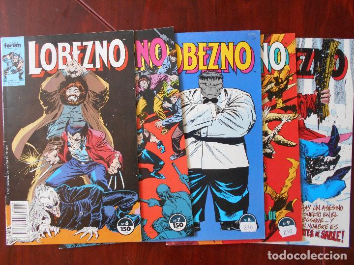 Cómics: LOBEZNO - VOLUMEN 1 - COLECCION COMPLETA - 78 NUMEROS - FORUM - LEER DESCRIPCION (6N) - Foto 3 - 95998515