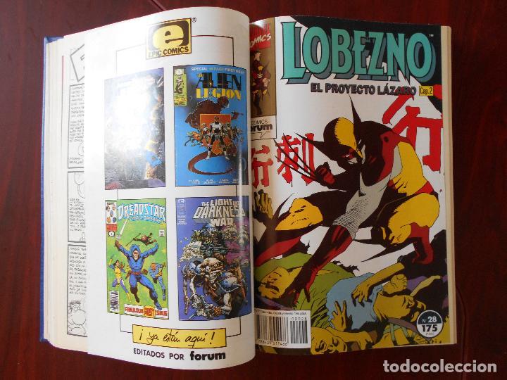 Cómics: LOBEZNO - VOLUMEN 1 - COLECCION COMPLETA - 78 NUMEROS - FORUM - LEER DESCRIPCION (6N) - Foto 9 - 95998515