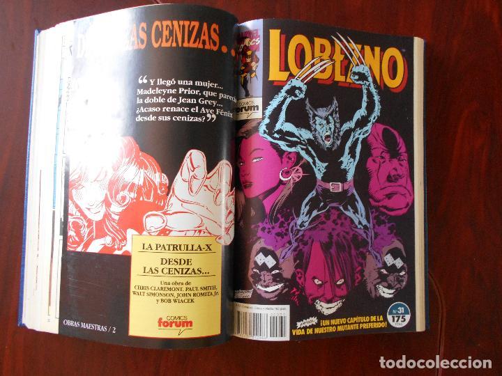Cómics: LOBEZNO - VOLUMEN 1 - COLECCION COMPLETA - 78 NUMEROS - FORUM - LEER DESCRIPCION (6N) - Foto 10 - 95998515