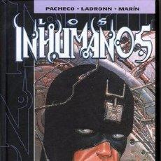 Cómics: LOS INHUMANOS FORUM 2001 - CARLOS PACHECO RAFA MARIN JOSE OMAR LADRONN. Lote 96023683